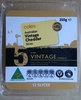 Coles Australian Vintage Cheddar Slices - Product