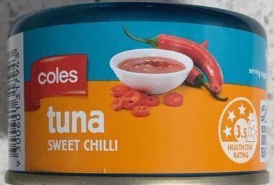 Tuna sweet chilli - Produit - en