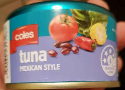 Mexican Style Tuna - Product - en
