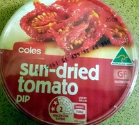 Sun-dried tomato dip - Product - en