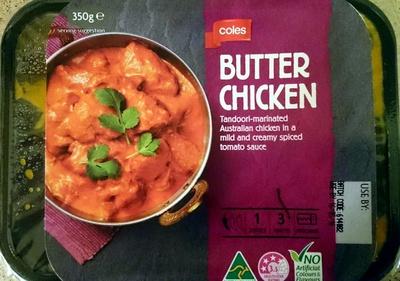 Butter Chicken - Produit - en