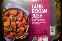 Lamb Rogan Josh - Product