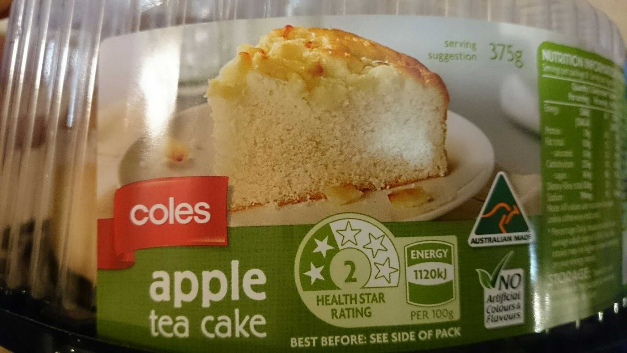 Apple tea cake - Product - en