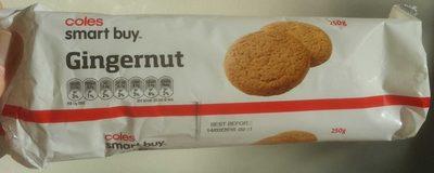 Gingernut - Product