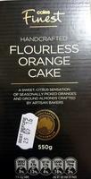 Handcrafted Flourless Orange Cake - Product