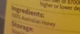 Honey - Ingredients - en