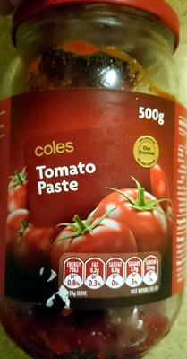Tomato Paste - Product