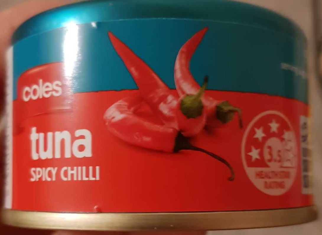 Tuna Spicy Chilli - Product