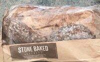 Stone Baked Light Rye Sourdough - Produit - en