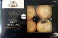 Christmas Fruit Mince Pies - Product