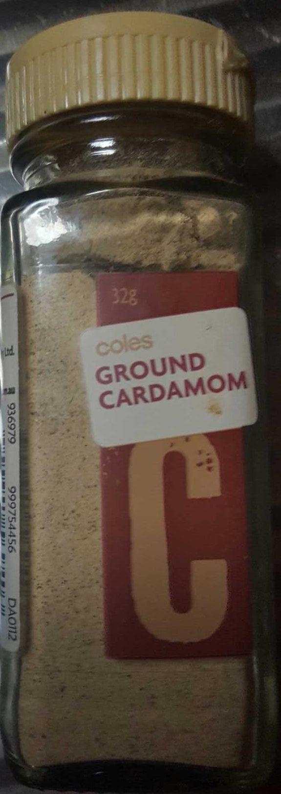 Coles Ground Cardamom - Product - en
