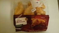 All Butter Mini Croissants - Product