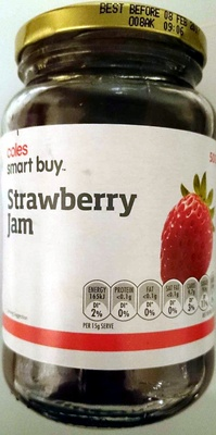 Strawberry spread - Product