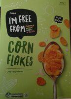 Coles corn flakes - Product - en