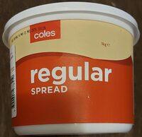 Regular Spread - Product - en