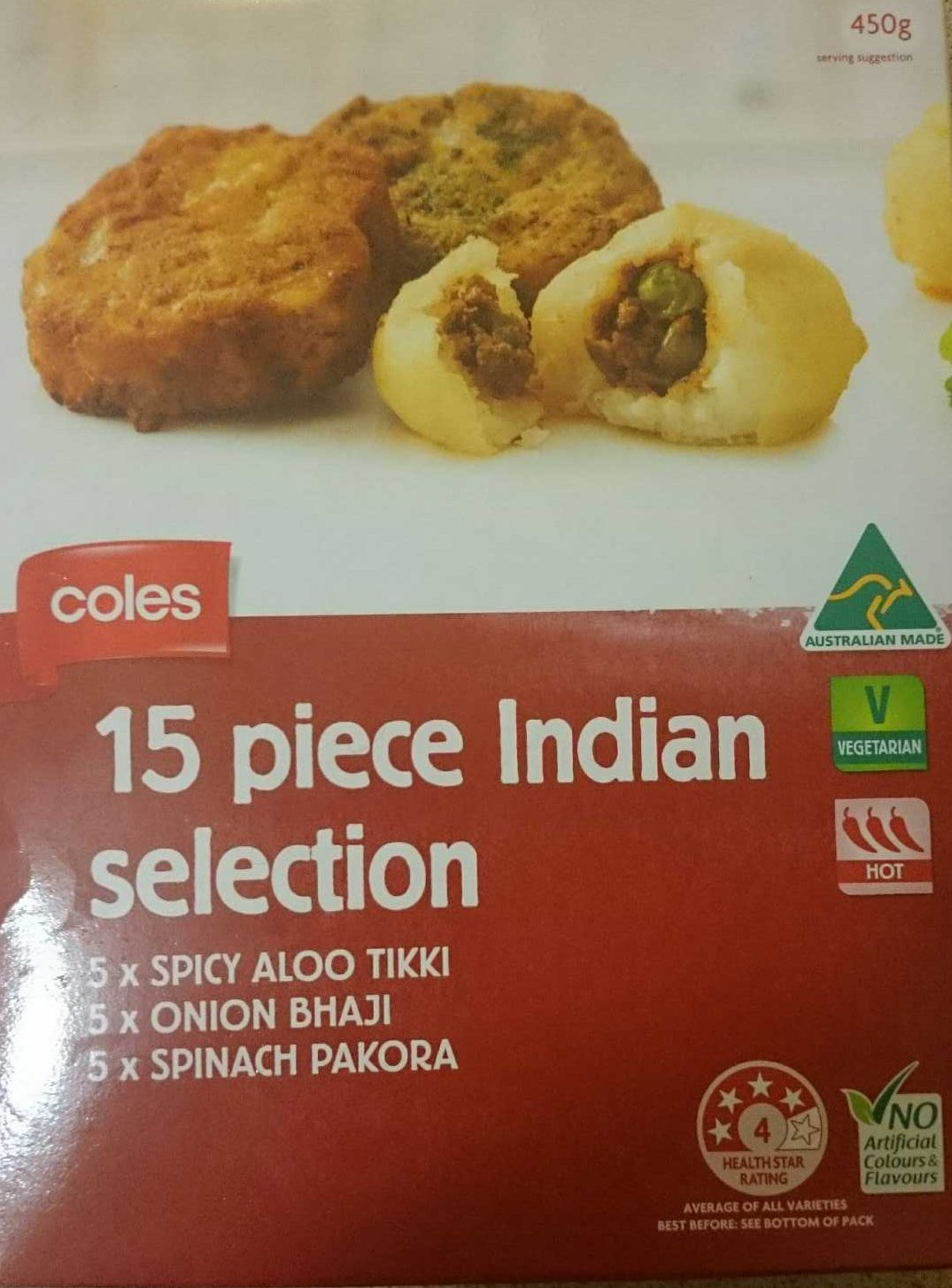 Coels 15 piece indian selection - Product