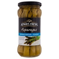 Always Fresh Springwater Asparagus - Product