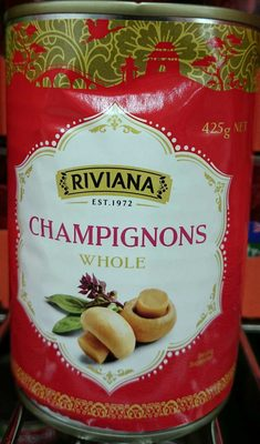Champignons Whole - Product