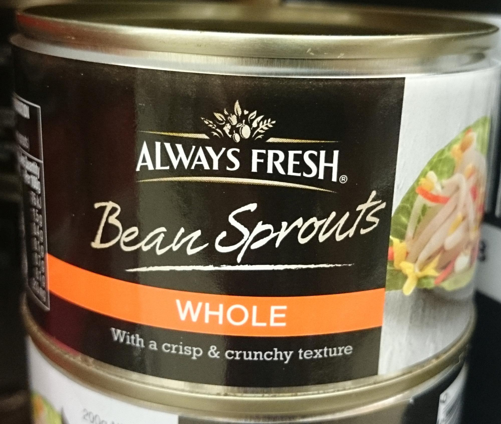 Always Fresh Whole Bean Sprouts - Produit - en