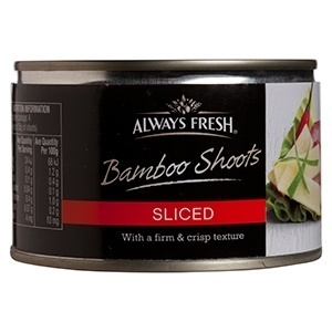 Always Fresh Sliced Bamboo Shoots - Product - en