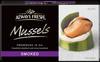 Always Fresh Mussels Preserved in Oil - Produit