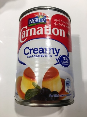 Nestle Carnation Creamy Evaporated Milk - Product