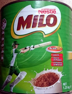 Milo - Prodotto - en