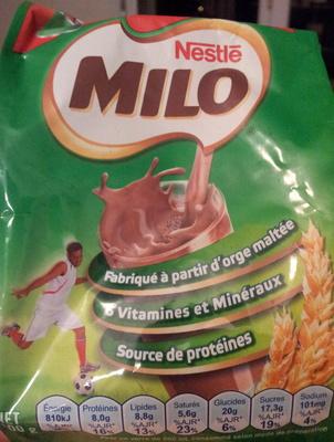 Milo - Product - fr