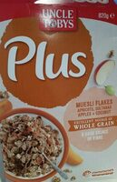 Uncle Tobys Plus Muesli Flakes - Product