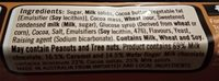 KitKat Chunky Gooey Caramel - Ingrediënten