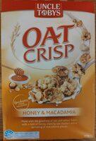 Oat Crisp - Sản phẩm - fr