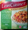 Steam Chicken Chick Pea Curry with Brown Rice & Quinoa - Producto