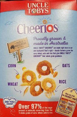 Cheerios - Product - en