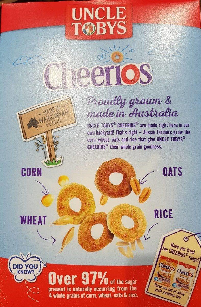 Cheerios - Produit