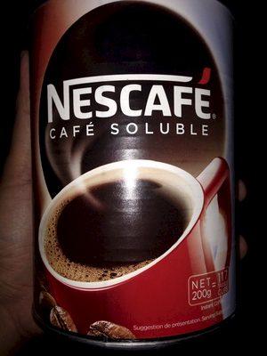 Nescafé - Product