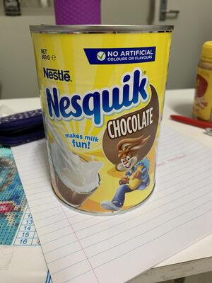 Nestles Nesquik Chocolate 500GM - Prodotto - en