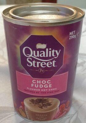 Choc fudge hot chocolate - Product - en
