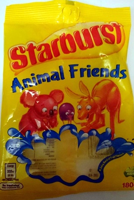 Starburst Animal Friends - Product