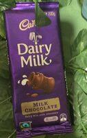 Dairymilk Chocolate - Product