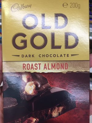 Old Gold Dark Chocolate roast Almond - Product - en