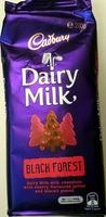 Dairy Milk - Black Forest - Product - en