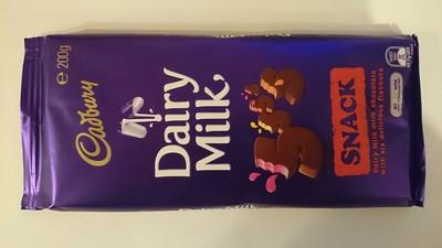 Dairy Milk Snack - 1