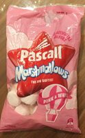 Pascall Pink & White Marshmallows - Product - en