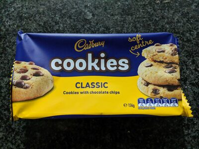Classic Cookies Chocolate Chip - Product - en