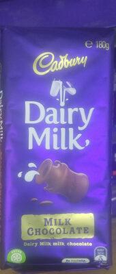 Cadbury Dairy Milk - Product - en