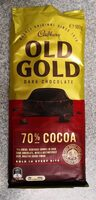 Old gold dark chocolate - Produit - en