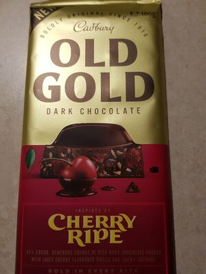 Old Gold Cherry Ripe - Product - en