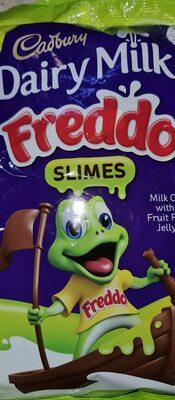 slime frogs - Ingredients - en