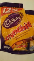 Cadbury Crunchie 12 Treat Size - Product - en