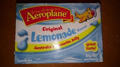original lemonade flavour jelly - Product